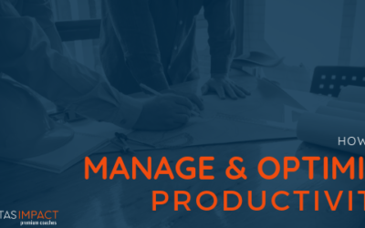 How to Manage & Optimize Productivity