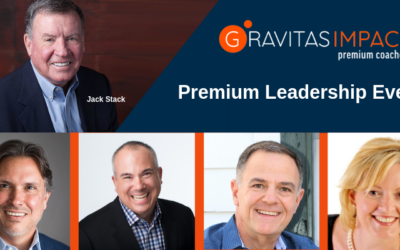 Everything You Need To Know About The Gravitas Impact Premium Leadership Event