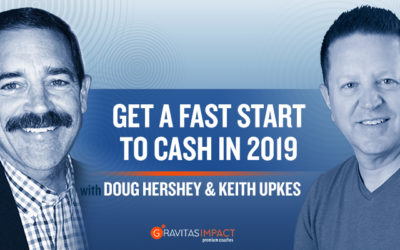 How to get a fast start to cash