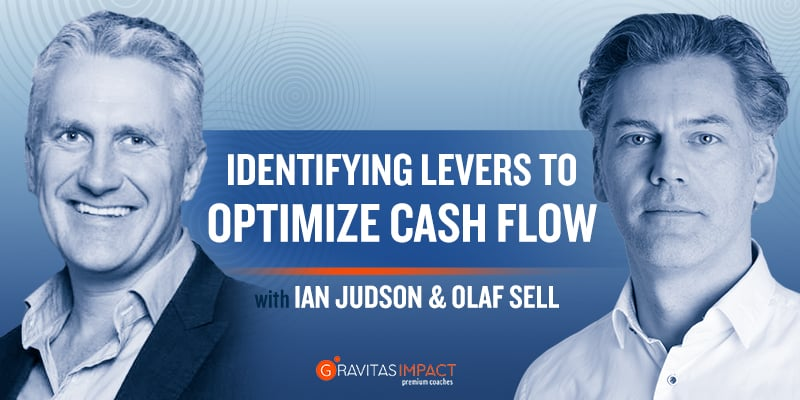 Identifying Levers to Optimize Cash Flow