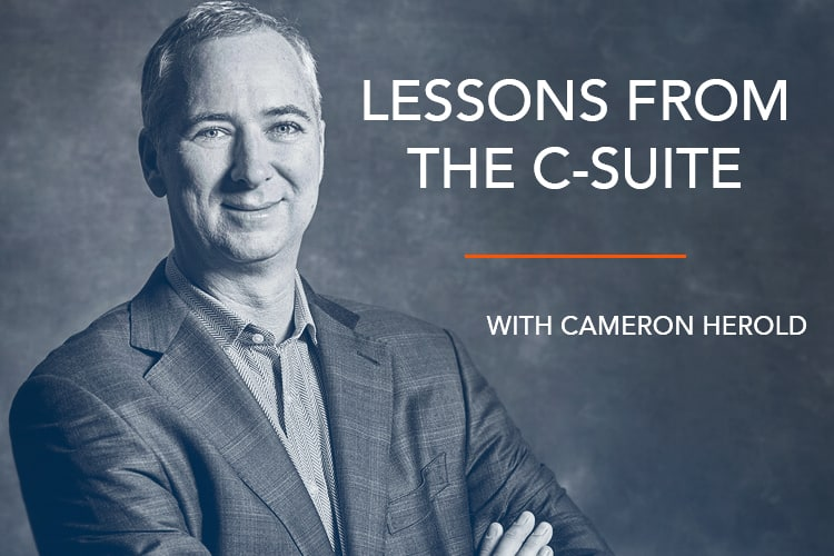 Lessons From the C-Suite