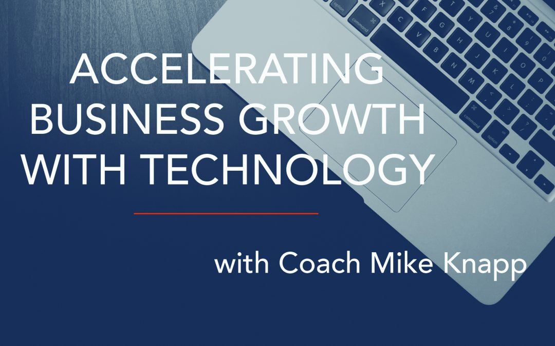 Accelerating Business Growth with Technology