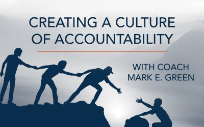 Creating A Culture of Accountability