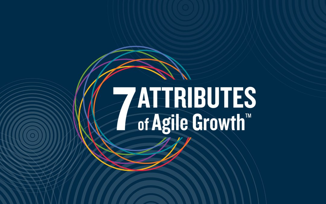 Announcing: The 7 Attributes of Agile Growth™